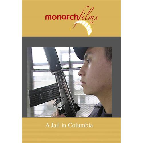 A Jail In Colombia DVD Movie 2004 - Documentary Movies and DVDs
