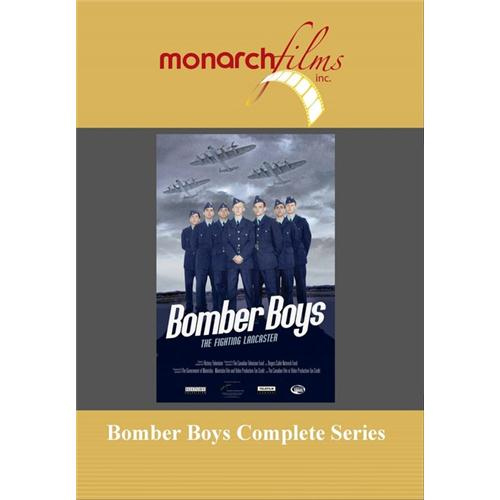 Bomber Boys Complete Series DVD Movie 2006 - Documentary Movies and DVDs