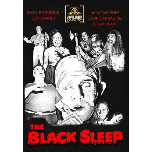 Black Sleep_ The DVD Movie 1956 - Science Fiction Fantasy Movies and DVDs
