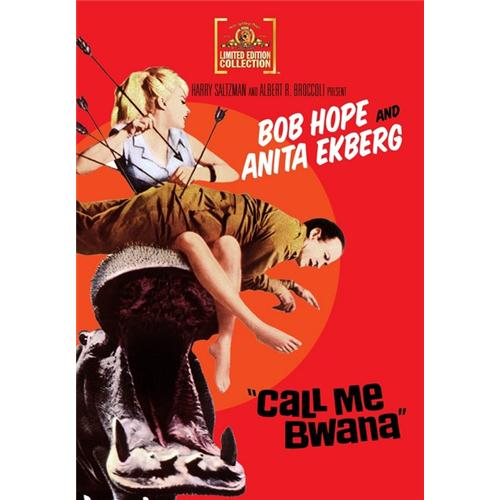 Call Me Bwana DVD Movie 1963 - Comedy Movies and DVDs