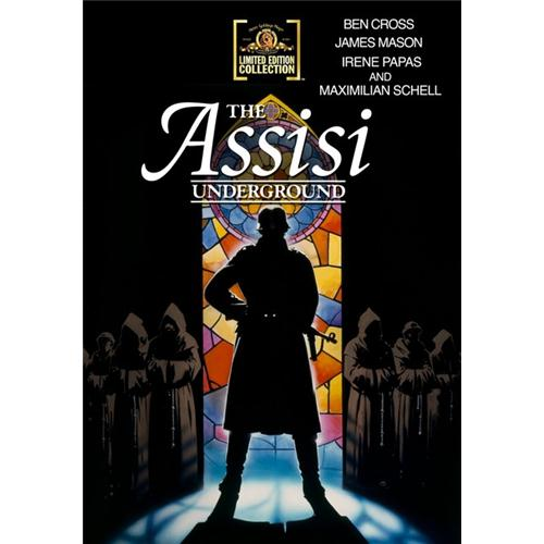 Assisi Underground DVD Movie 1984 - Drama Movies and DVDs