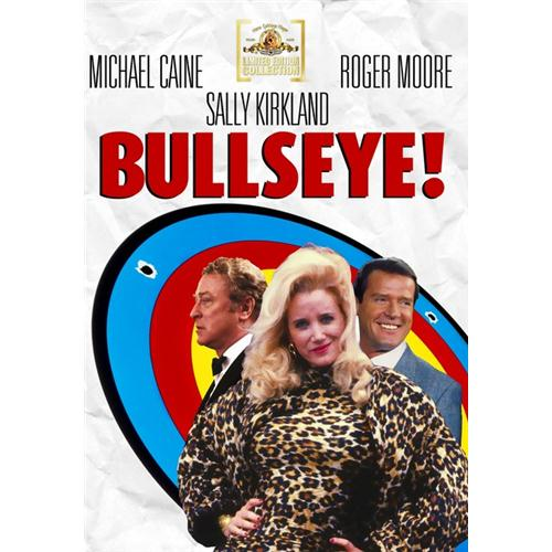 Bullseye DVD Movie 1990 - Comedy Movies and DVDs
