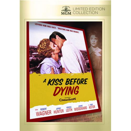 A Kiss Before Dying DVD-5 883904304180