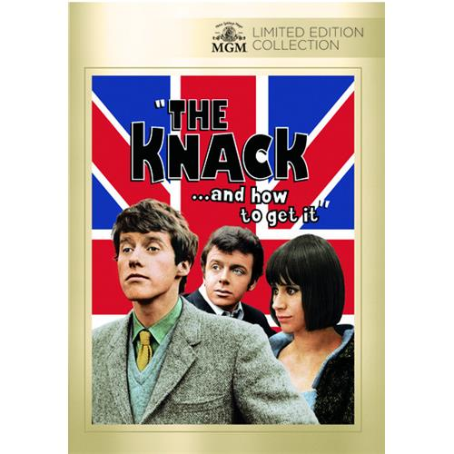 Knack... And How To Get It, The DVD-5 883904304203