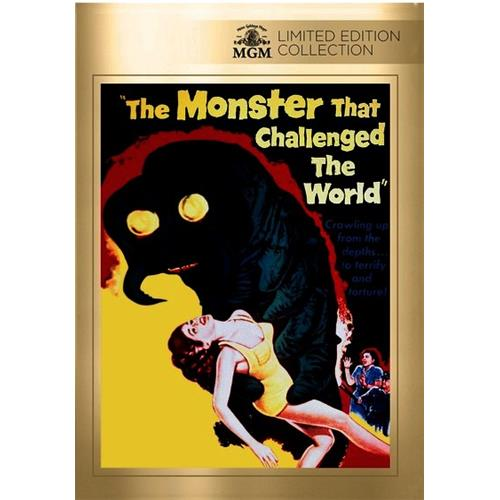 Monster That Challenged The World, The DVD-5 883904304364