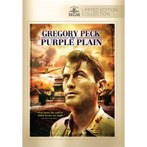 Purple Plain, The DVD-5 883904304500