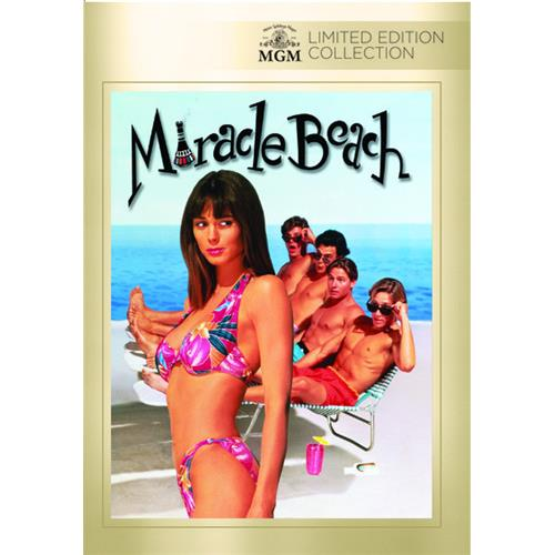 Miracle Beach DVD-5 883904329954