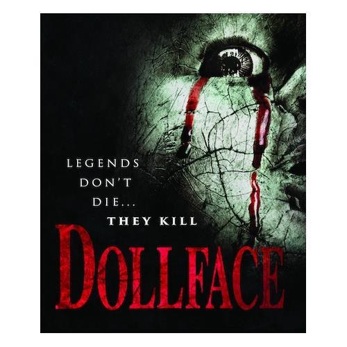 Dollface (AKA Dorchester's Revenge: The Return of Crinoline Head) (BD) BD-25 885444582837