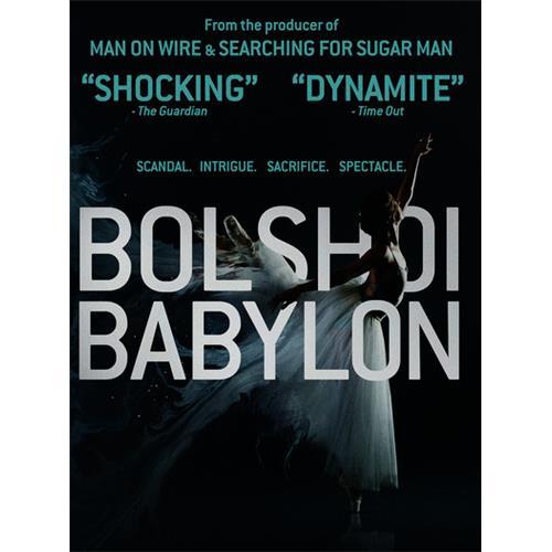 Bolshoi Babylon DVD5 885444592973