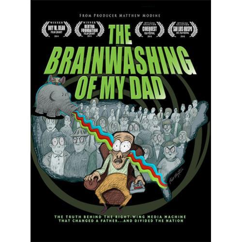 The Brainwashing of My Dad DVD-5 885444610370