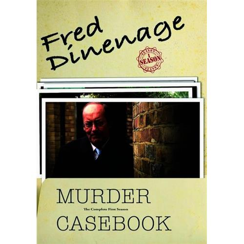 Fred Dinenage: Murder Casebook - The Complete First Season DVD9 885444715631