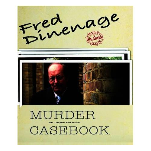 Fred Dinenage: Murder Casebook - The Complete First Season (BD) BD-50 885444715693