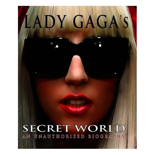 Lady Gaga's Secret World (BD) BD25 885444865725
