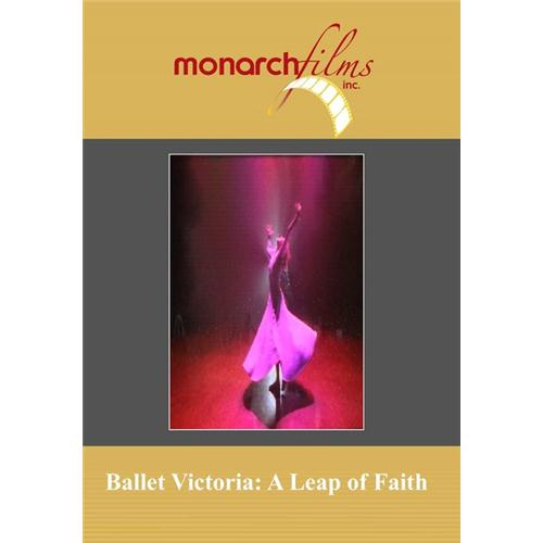 Ballet Victoria: A Leap Of Faithfaith DVD Movie 2009 - Documentary Movies and DVDs