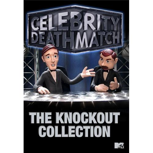 Celebrity Death Match: Knockout Collectiont Collection (3 Disc Set) DVD Movie 2011 - Animation Movies and DVDs