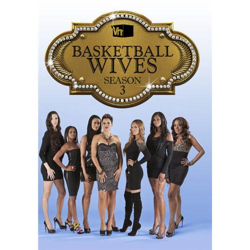 Basket Ball Wives: Seasons 3(3 Disc Set) DVD Movie 2011 - Drama Movies and DVDs