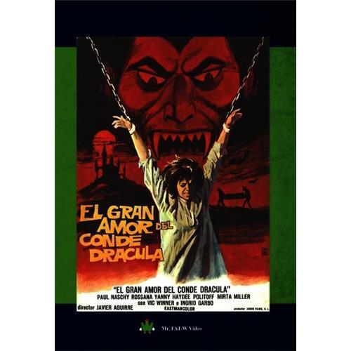 Dracula's Great Love DVD-5 886470334759