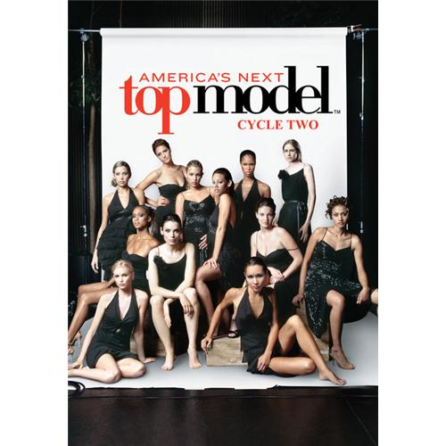Americas Next Top Model, Cycle 2 DVD Movie 2004 - Drama Movies and DVDs
