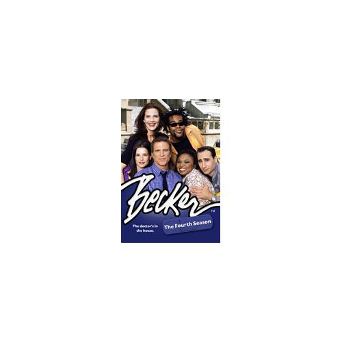Becker Season 4 (2001-2002) DVD Movie 2001-2002 - Comedy Movies and DVDs