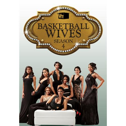 Basket Ball Wives: Season 4(5 Disc Set) DVD Movie 2012 - Drama Movies and DVDs