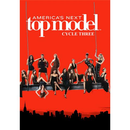 Americas Next Top Model, Cycle 3 DVD Movie 2004 - Drama Movies and DVDs