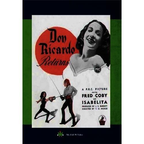 Don Ricardo Returns DVD-5 886470678549