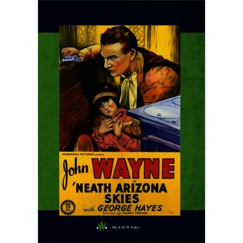 'Neath Arizona Skies DVD-5 886470678761