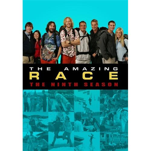 Amazing Race Season 9 DVD Movie 2006 - Drama Movies and DVDs