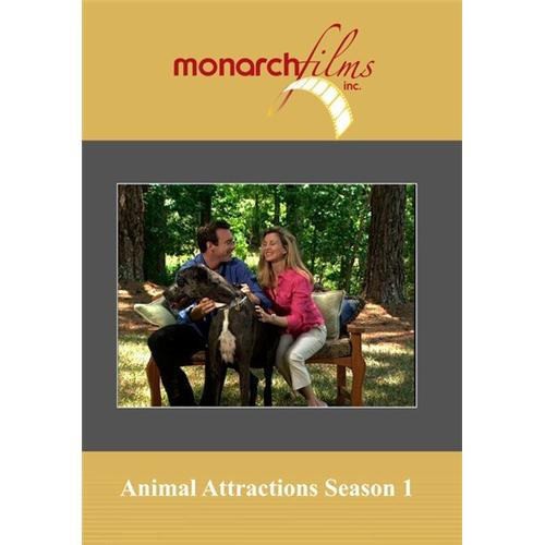 Animal Attractions Season 14 Disc Set DVD Movie 2009 - Documentary Movies and DVDs