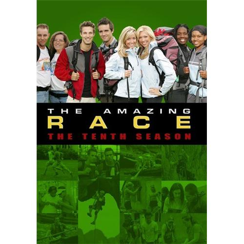 Amazing Race Season 10 (2006) DVD Movie 2006 - Drama Movies and DVDs