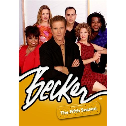 Becker, Season 5 (2002-2003) DVD Movie - Comedy Movies and DVDs