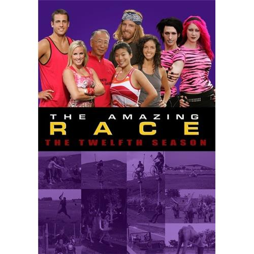 Amazing Race, Season 12 - TV Shows Movies and DVDs