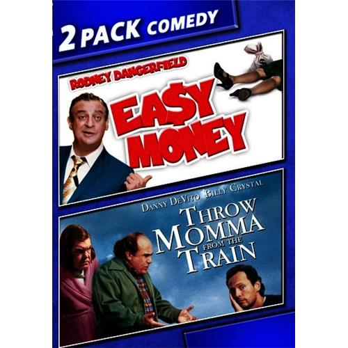Easy Money / Throw Momma from the Train - Digitally Remastered DVD-9 887936902802