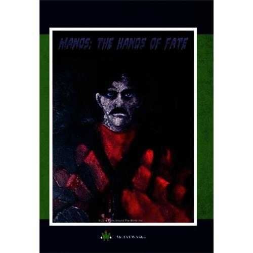 Manos: The Hands Of Fate DVD-5 887936979941