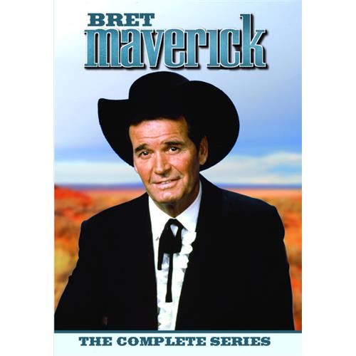 Bret Maverick: The Complete Series DVD-9 888574009663