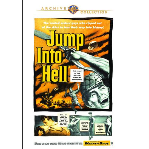 Jump Into Hell (1955) DVD-5 888574038489