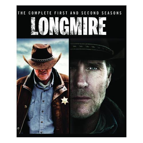 Longmire S1 & S2 (BD) BD-50 888574051051