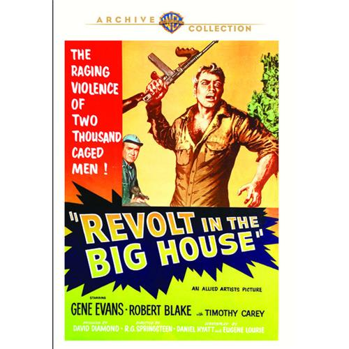Revolt In The Big House DVD-5 888574085148