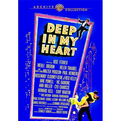 Deep in My Heart DVD-9 888574096229