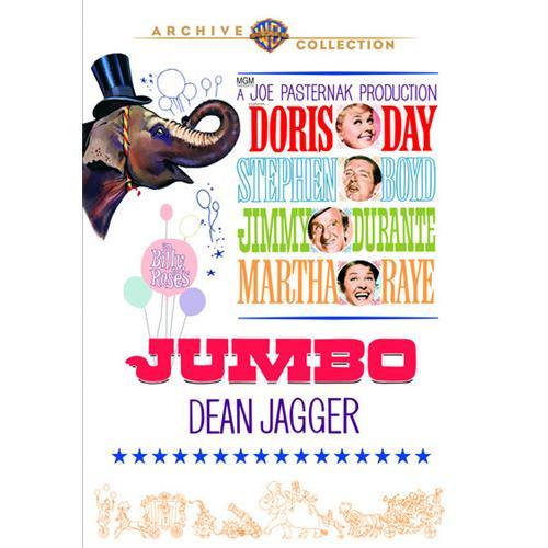 Billy Rose's Jumbo (1962) DVD-9 888574098650