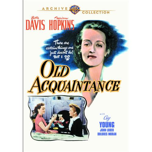 Old Acquaintance DVD-9 888574106515