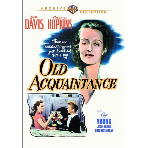 Old Acquaintance DVD-9 888574106515