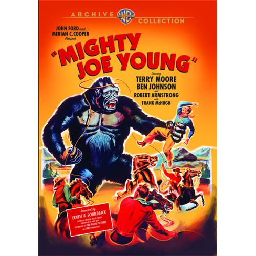 Mighty Joe Young DVD-9 888574106522
