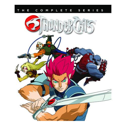 ThunderCats: The Complete Series (BD) BD-50 888574125202