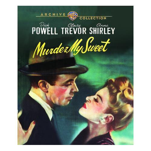 Murder, My Sweet (BD) BD-25 888574319816