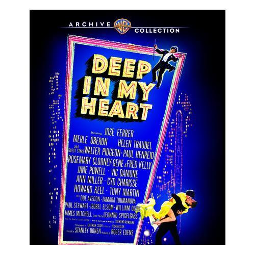 Deep in My Heart (1954) (BD) BD-25 888574341862