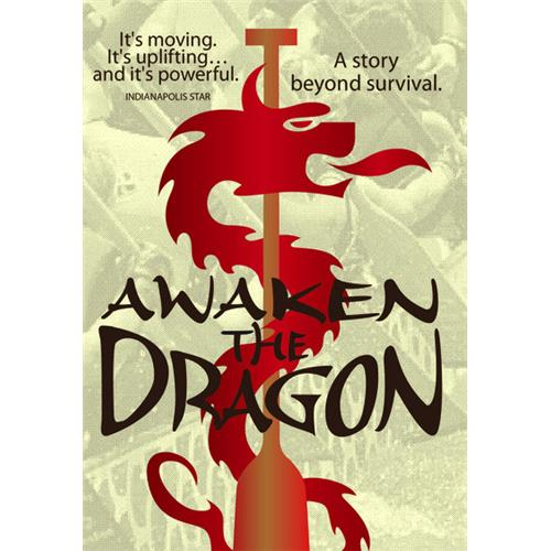 Awaken the Dragon DVD-5 889290064691
