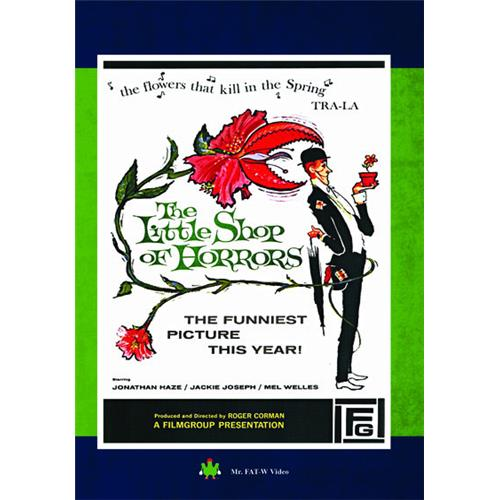 The Little Shop of Horrors DVD-5 889290143266