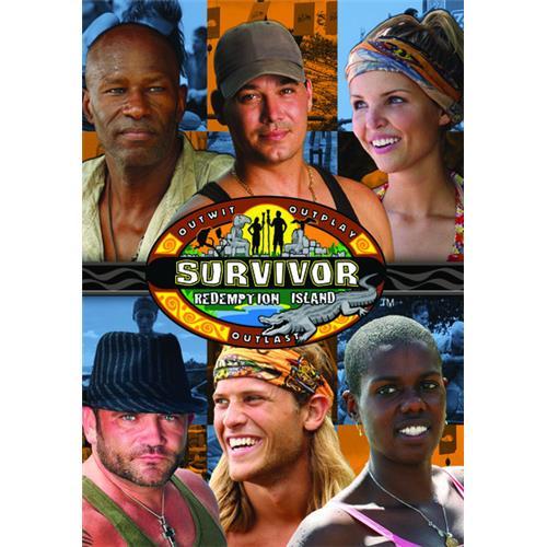 Survivor: Redemption Island (2011) DVD-9 889290150684