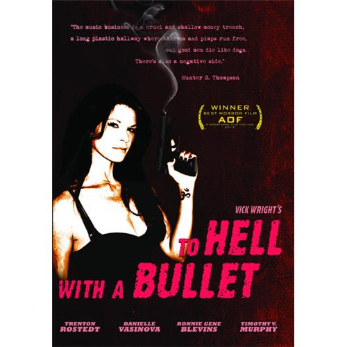 To Hell with a Bullet DVD-5 889290200860